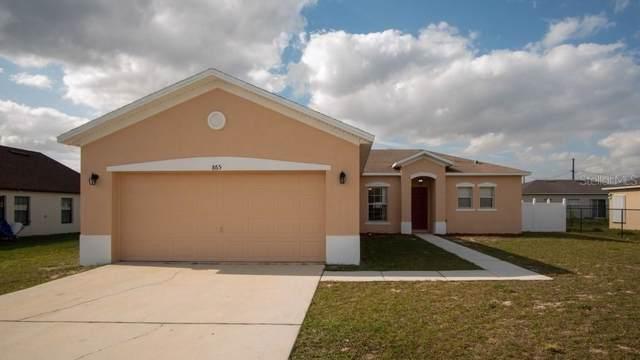 865 Colville Drive, Kissimmee, FL 34759 (MLS #O5836620) :: Keller Williams on the Water/Sarasota