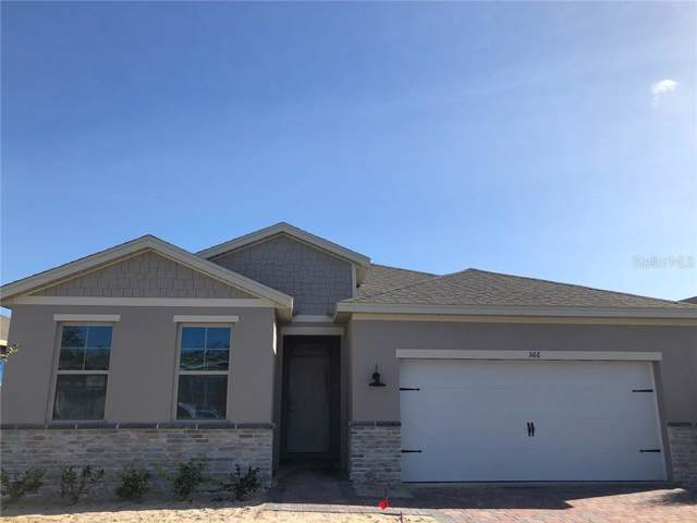 3668 Beautyberry Way, Clermont, FL 34711 (MLS #O5836790) :: Your Florida House Team