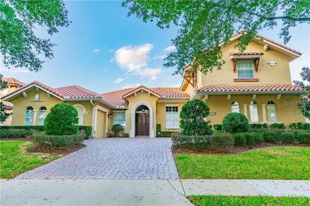 9015 Tavolini Terrace, Windermere, FL 34786 (MLS #O5836814) :: Team Bohannon Keller Williams, Tampa Properties