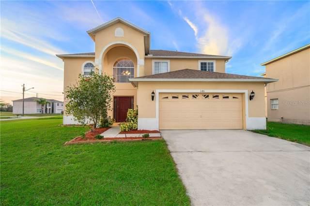140 Big Black Drive, Poinciana, FL 34759 (MLS #O5836923) :: Florida Real Estate Sellers at Keller Williams Realty
