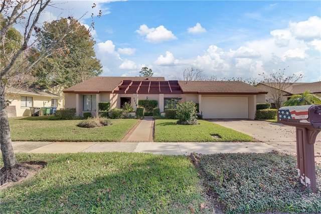 1218 Fairway Drive, Winter Park, FL 32792 (MLS #O5836942) :: Team Bohannon Keller Williams, Tampa Properties