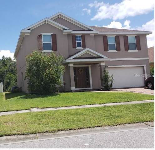 2259 Waukegan Drive, Kissimmee, FL 34758 (MLS #O5837176) :: 54 Realty