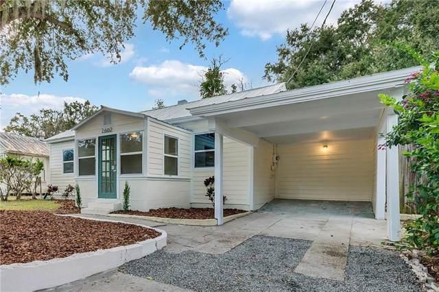 2602 Gowen Street, Orlando, FL 32806 (MLS #O5837206) :: The Figueroa Team