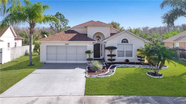 2507 Hikers Court, Kissimmee, FL 34743 (MLS #O5837340) :: Burwell Real Estate