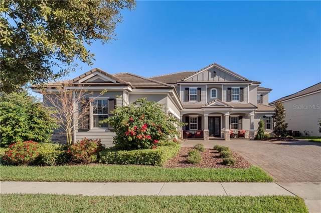 14357 United Colonies Drive, Winter Garden, FL 34787 (MLS #O5837394) :: 54 Realty