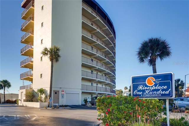 100 Silver Beach Avenue #414, Daytona Beach, FL 32118 (MLS #O5837452) :: Lockhart & Walseth Team, Realtors