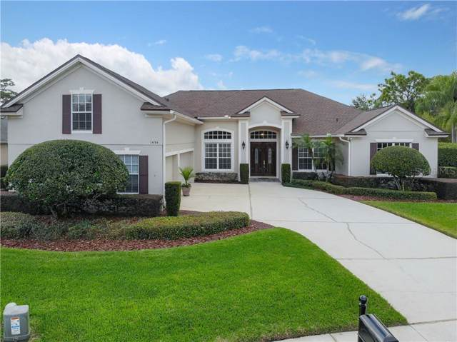 1434 Towhee Run, Oviedo, FL 32765 (MLS #O5837502) :: RE/MAX Realtec Group