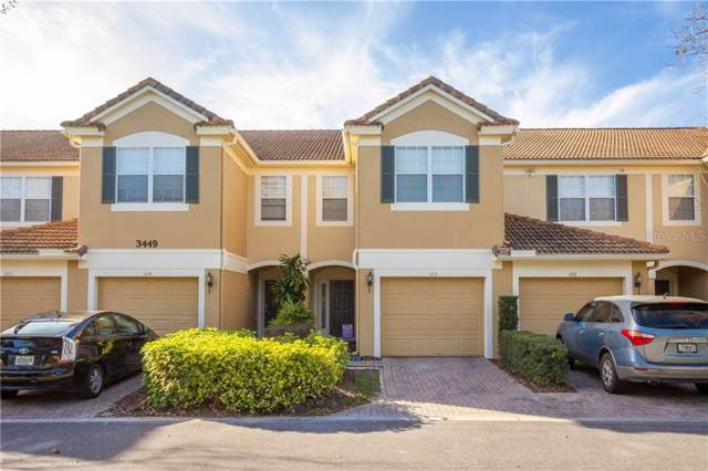 3449 Shallot Drive #105, Orlando, FL 32835 (MLS #O5837523) :: Team Bohannon Keller Williams, Tampa Properties