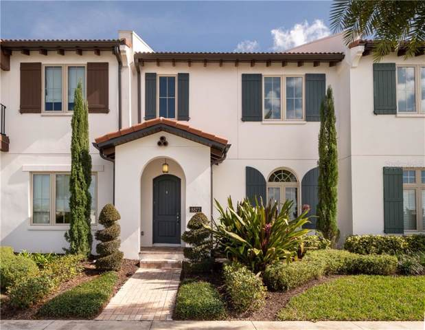 8877 Lakeshore Pointe Drive, Winter Garden, FL 34787 (MLS #O5837569) :: Team Borham at Keller Williams Realty