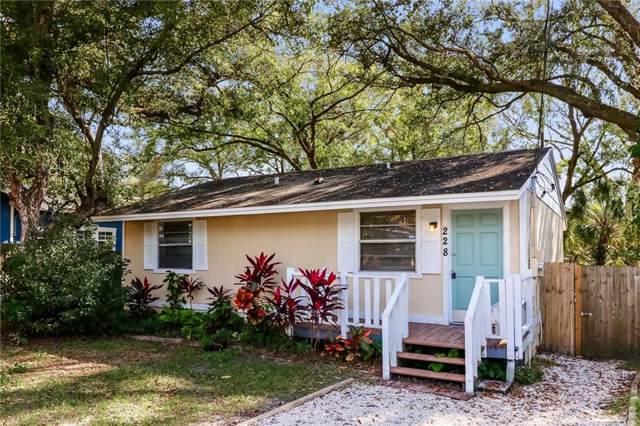 228 W Fern Street, Tampa, FL 33604 (MLS #O5837572) :: Team Bohannon Keller Williams, Tampa Properties