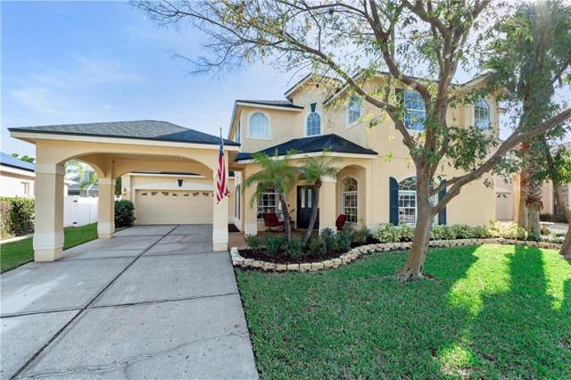 821 Mulberry Bush Court, Orlando, FL 32828 (MLS #O5837601) :: GO Realty