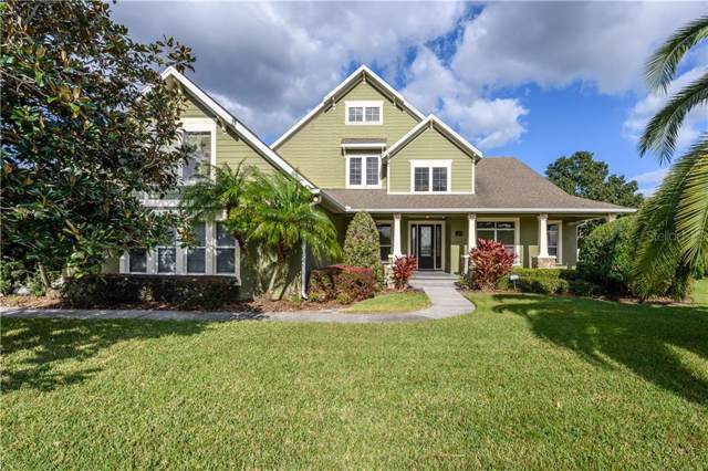 34438 Parkview Avenue, Eustis, FL 32736 (MLS #O5837687) :: Team Pepka