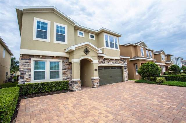 7619 Wilmington Loop, Kissimmee, FL 34747 (MLS #O5837724) :: The Light Team
