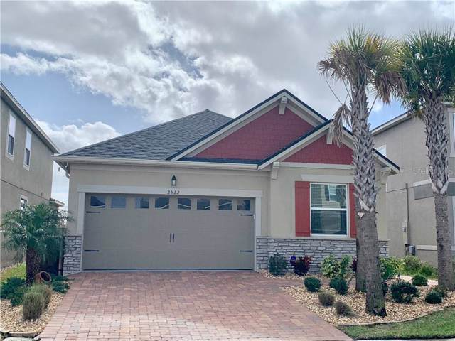 2522 Nouveau Way, Kissimmee, FL 34741 (MLS #O5837812) :: Mark and Joni Coulter | Better Homes and Gardens