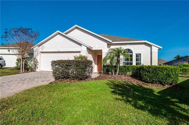 727 Balmoral Drive, Davenport, FL 33896 (MLS #O5837827) :: Team Bohannon Keller Williams, Tampa Properties