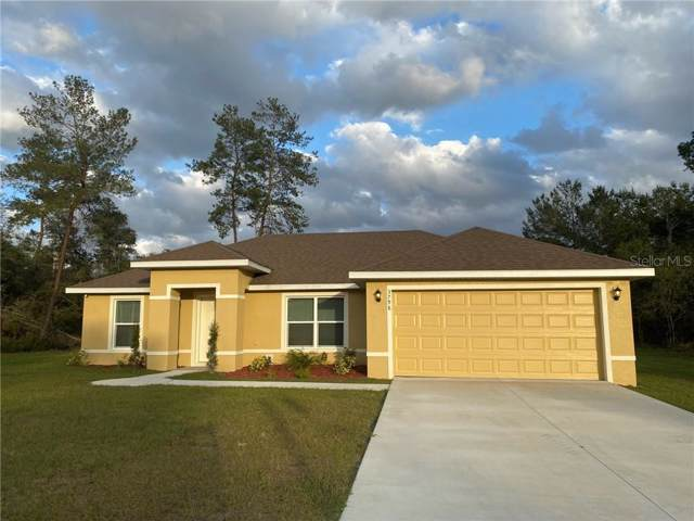 3798 SW 161ST Loop, Ocala, FL 34473 (MLS #O5837968) :: Team Bohannon Keller Williams, Tampa Properties