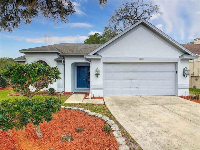331 Oak Park Place, Casselberry, FL 32707 (MLS #O5837976) :: GO Realty