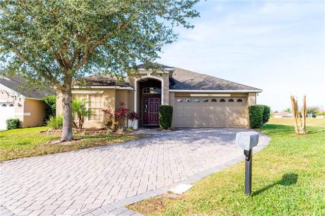 406 Old Bridge Circle, Davenport, FL 33897 (MLS #O5837990) :: Gate Arty & the Group - Keller Williams Realty Smart