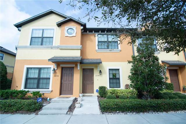 2240 Trillium Park Ln, Sanford, FL 32773 (MLS #O5838021) :: Gate Arty & the Group - Keller Williams Realty Smart