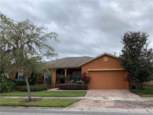 843 Glendora Road, Poinciana, FL 34759 (MLS #O5838652) :: The Robertson Real Estate Group