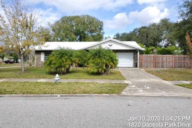 1825 Osceola Park Drive, Kissimmee, FL 34741 (MLS #O5838746) :: Pristine Properties