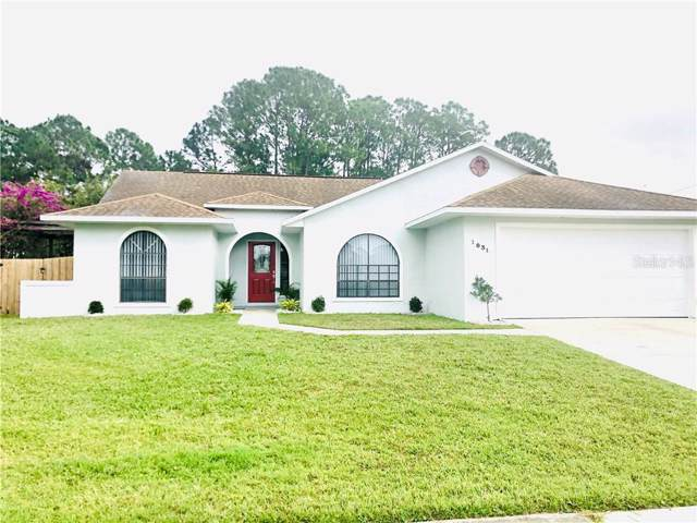 1031 Glendale Avenue NW, Palm Bay, FL 32907 (MLS #O5838798) :: Premier Home Experts