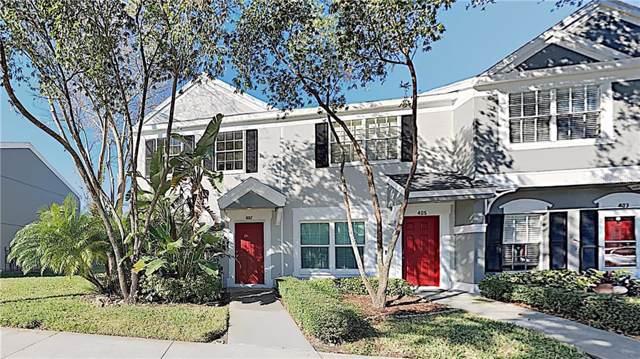 407 Countryside Key Boulevard, Oldsmar, FL 34677 (MLS #O5839056) :: Rabell Realty Group