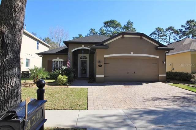 429 Victoria Hills Drive, Deland, FL 32724 (MLS #O5839061) :: Team Bohannon Keller Williams, Tampa Properties
