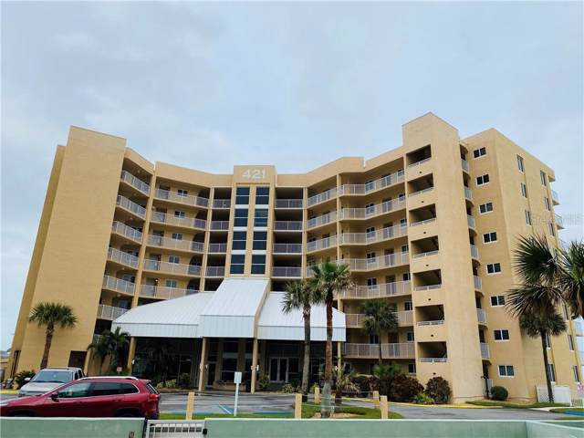 421 S Atlantic Avenue #308, New Smyrna Beach, FL 32169 (MLS #O5839096) :: Lockhart & Walseth Team, Realtors