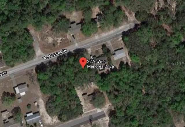 2276 W Menores Drive, Citrus Springs, FL 34434 (MLS #O5839137) :: Cartwright Realty