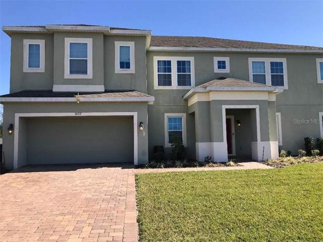 3027 Amalfi Drive, Orlando, FL 32820 (MLS #O5839428) :: The Figueroa Team