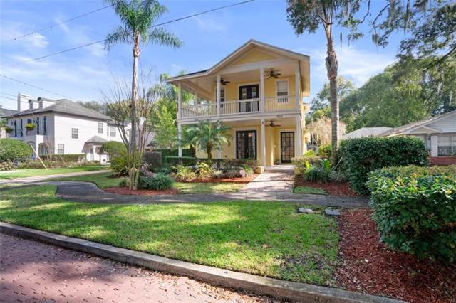 821 Ellwood Ave, Orlando, FL 32804 (MLS #O5839440) :: The Figueroa Team