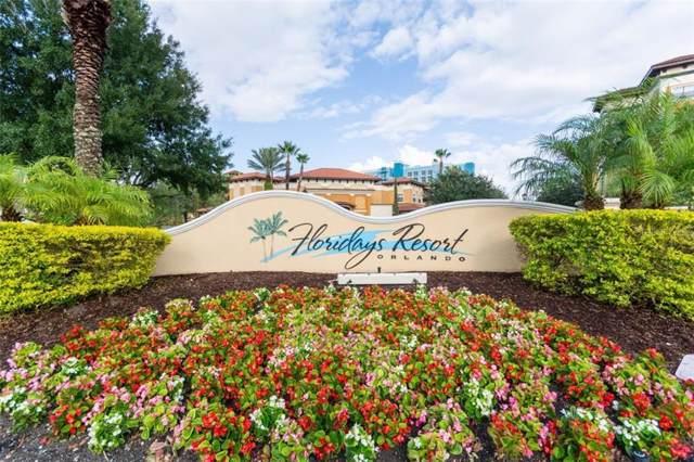 12527 Floridays Resort Drive E-404, Orlando, FL 32821 (MLS #O5839442) :: Kendrick Realty Inc