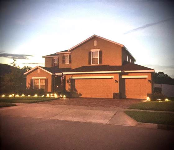 148 Whispering Pines Way, Davenport, FL 33837 (MLS #O5839461) :: Gate Arty & the Group - Keller Williams Realty Smart