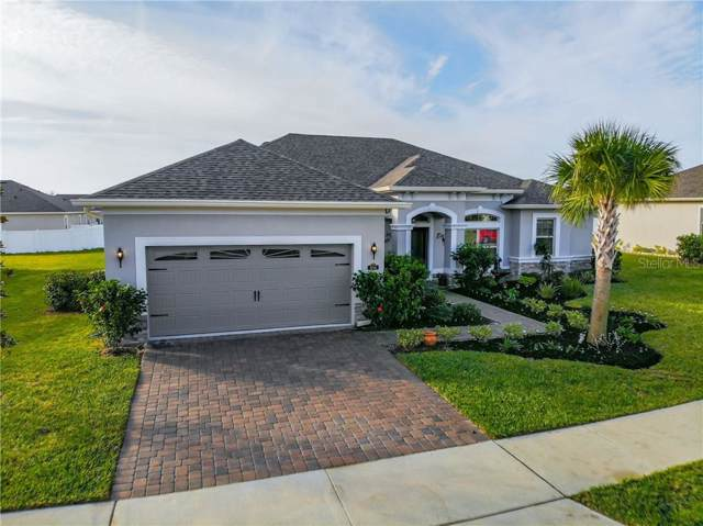 406 Lazy Hollow Drive, Groveland, FL 34736 (MLS #O5839496) :: Griffin Group