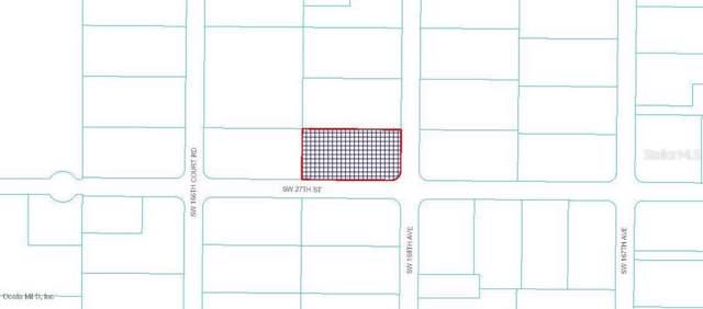 0 SW 168TH AVENUE, Ocala, FL 34478 (MLS #O5839642) :: The Light Team