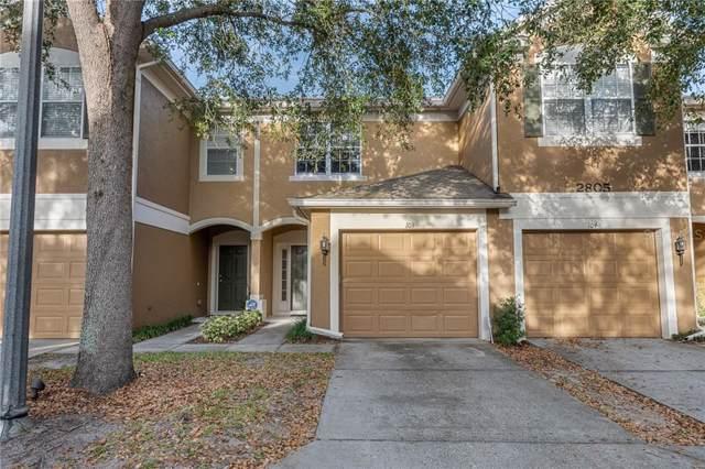 2805 Polvadero Lane #103, Orlando, FL 32835 (MLS #O5839658) :: Florida Real Estate Sellers at Keller Williams Realty