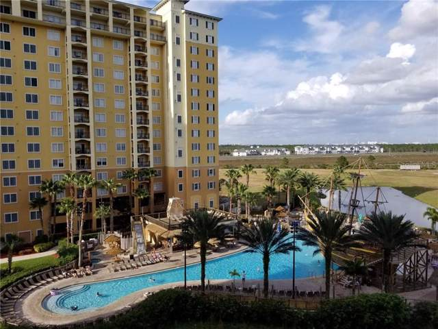 8101 Resort Village Drive #3608, Orlando, FL 32821 (MLS #O5839708) :: Alpha Equity Team