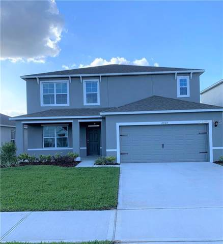 2364 White Poppy Drive, Kissimmee, FL 34747 (MLS #O5839775) :: Cartwright Realty