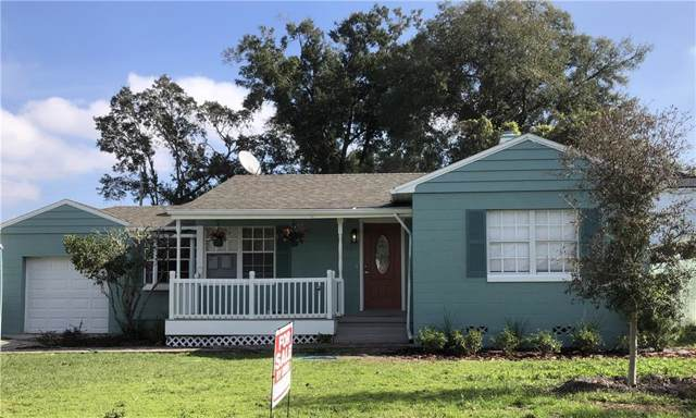 3009 Harrison Avenue, Orlando, FL 32804 (MLS #O5839837) :: Team Bohannon Keller Williams, Tampa Properties