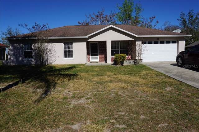 337 Betty Lane, Mascotte, FL 34753 (MLS #O5840100) :: Lock & Key Realty
