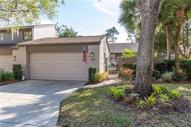 1509 Truewood Lane #1509, Fern Park, FL 32730 (MLS #O5840314) :: Griffin Group