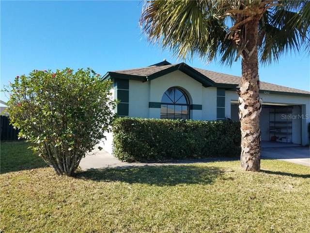 5240 Lonesome Dove Drive, Kissimmee, FL 34746 (MLS #O5840453) :: 54 Realty