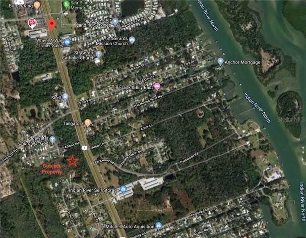 S Ridgewood Avenue, Edgewater, FL 32141 (MLS #O5840687) :: Southern Associates Realty LLC