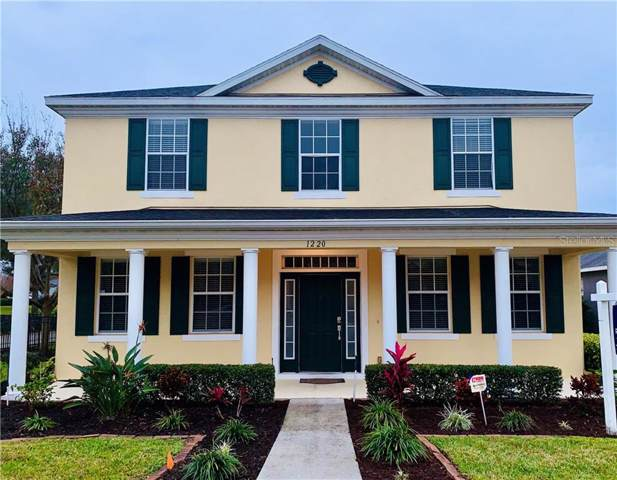 1220 Tallow Rd Road, Apopka, FL 32703 (MLS #O5841013) :: Rabell Realty Group
