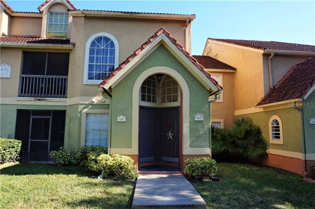 441 Fountainhead Circle #266, Kissimmee, FL 34741 (MLS #O5841046) :: The Duncan Duo Team