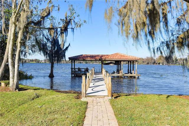 4780 E Lake Drive, Winter Springs, FL 32708 (MLS #O5841176) :: Rabell Realty Group