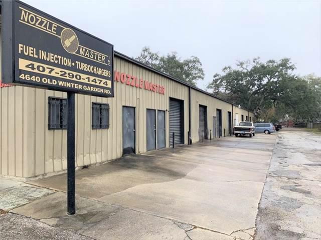 4640 Old Winter Garden Road, Orlando, FL 32811 (MLS #O5841231) :: Florida Life Real Estate Group