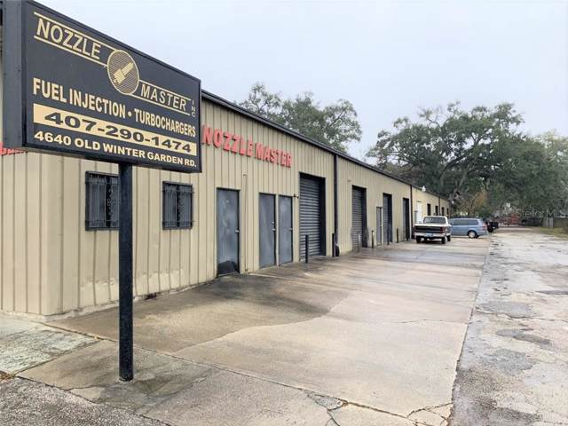 4640 Old Winter Garden Road, Orlando, FL 32811 (MLS #O5841231) :: Bob Paulson with Vylla Home