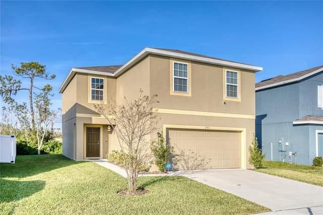 251 Oleander Street, Winter Haven, FL 33881 (MLS #O5841271) :: Cartwright Realty